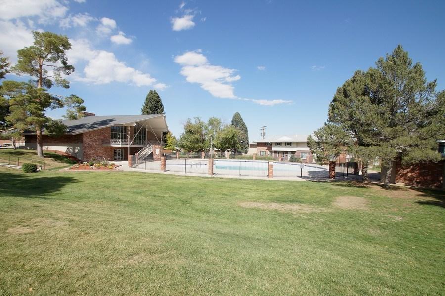 Real Estate Photography - 9085 E Nassau Ave, Denver, CO, 80237 - Pool
