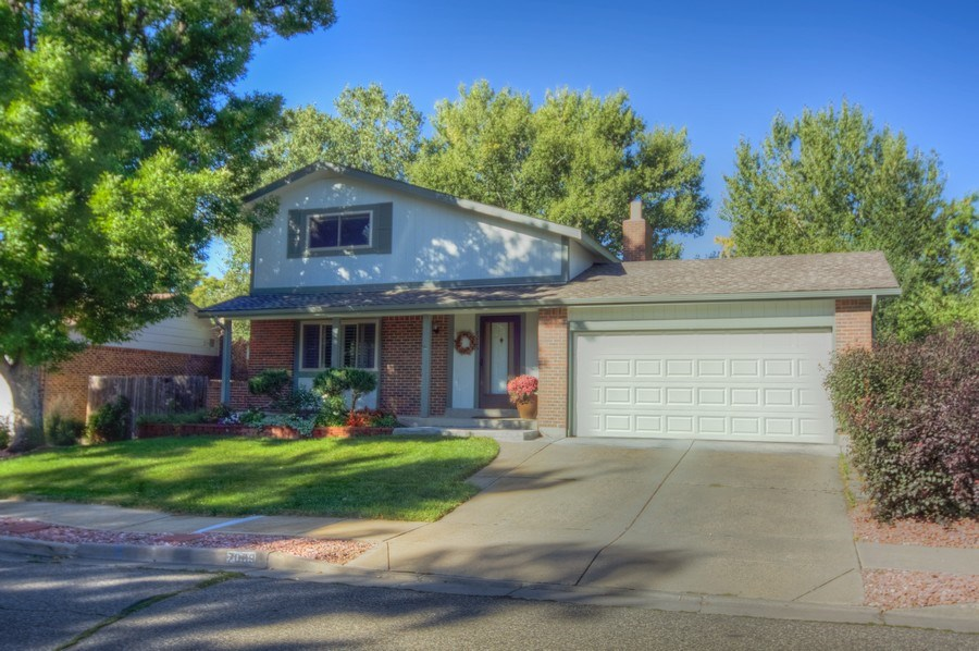 Real Estate Photography - 7069 Coors Ct, Arvada, CO, 80004 - Welcome to your beautiful new home!