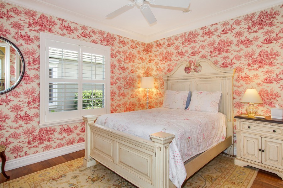 Real Estate Photography - 713 Pinecreek, Naples, FL, 34108 - Bedroom
