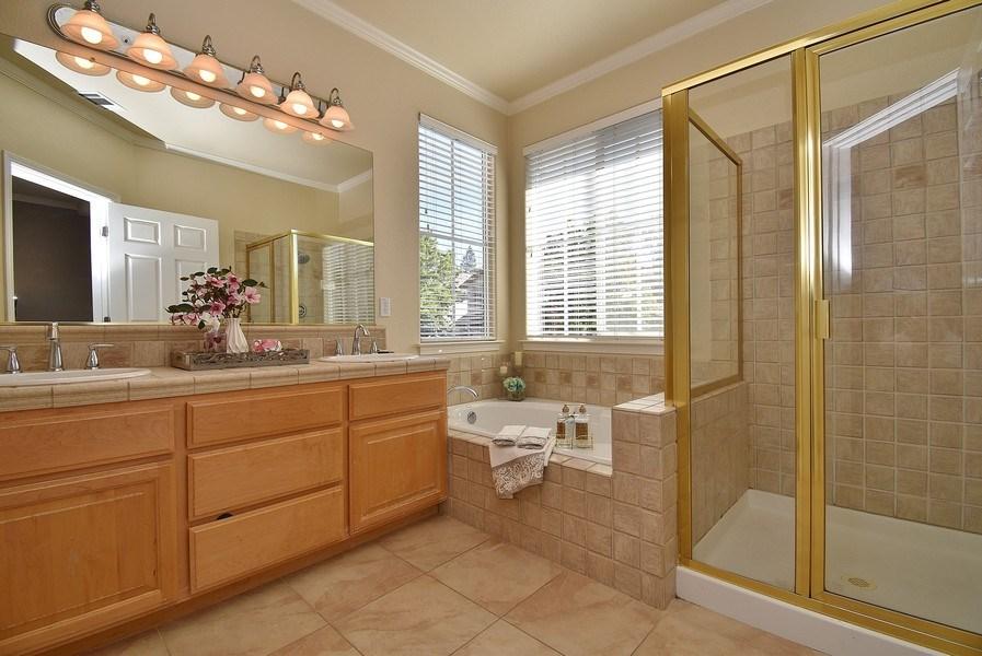 Real Estate Photography - 220 Abigail Cir, Danville, CA, 94506 - Master Bathroom