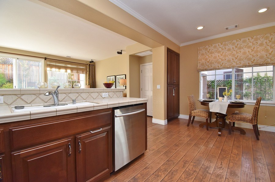Real Estate Photography - 220 Abigail Cir, Danville, CA, 94506 - Kitchen