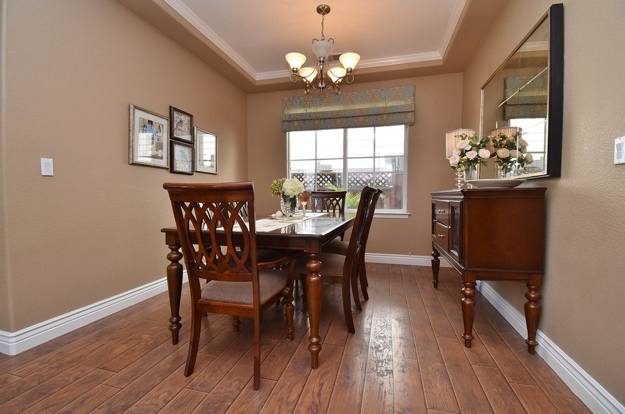Real Estate Photography - 220 Abigail Cir, Danville, CA, 94506 - Dining Room