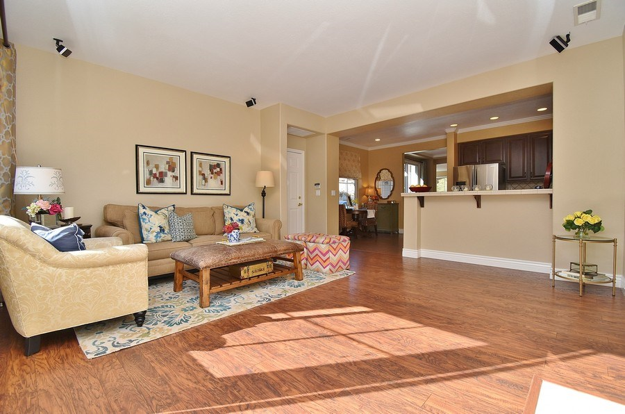 Real Estate Photography - 220 Abigail Cir, Danville, CA, 94506 - Family Room