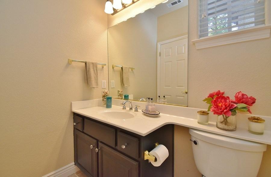 Real Estate Photography - 220 Abigail Cir, Danville, CA, 94506 - Half Bath