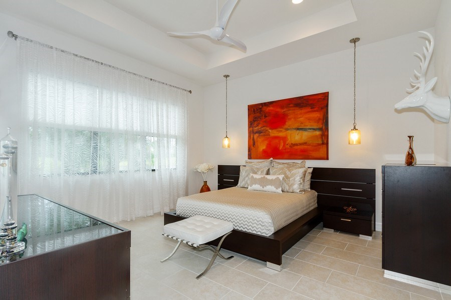 Real Estate Photography - 12008 Five Waters Cir, Fort Myers, FL, 33913 - Master Bedroom