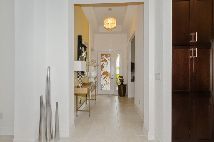 Real Estate Photography - 12008 Five Waters Cir, Fort Myers, FL, 33913 - Hallway