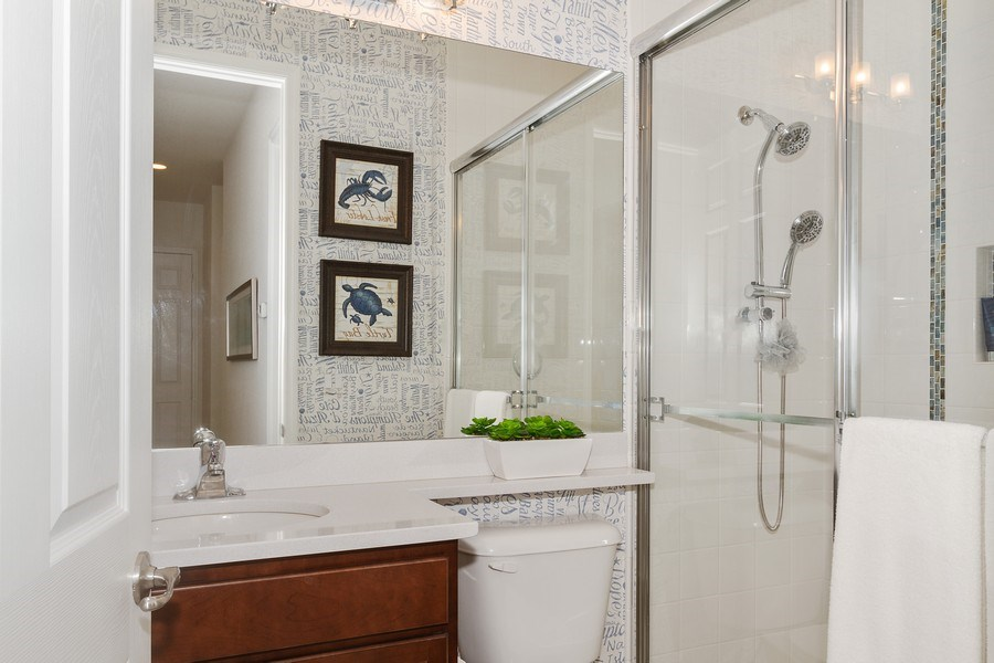 Real Estate Photography - 12008 Five Waters Cir, Fort Myers, FL, 33913 - Bathroom