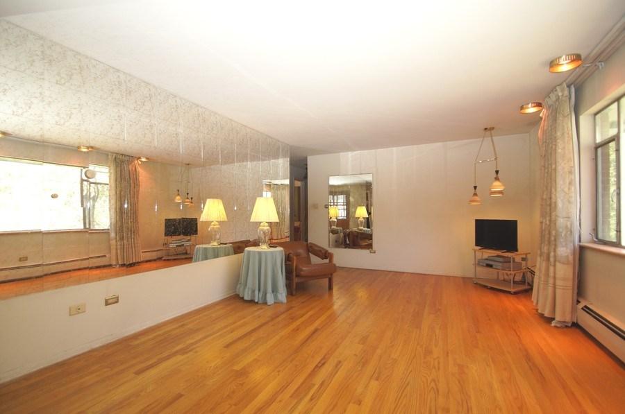 Real Estate Photography - 1920 S Niagara St, Denver, CO, 80224 - Living Room