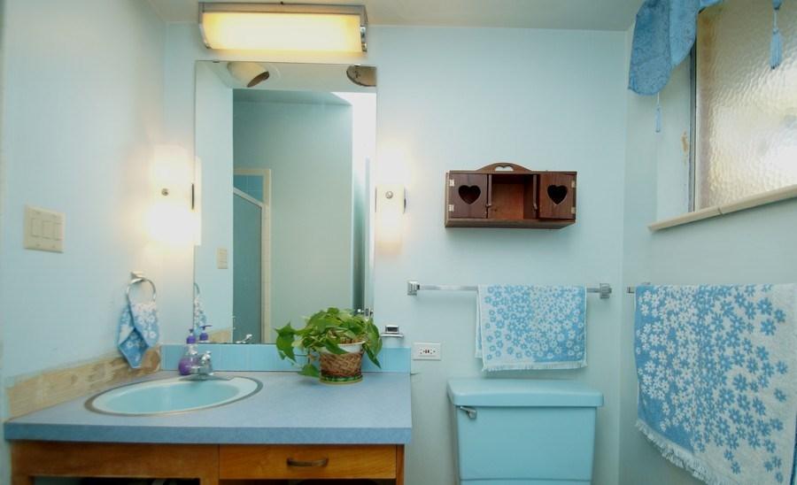 Real Estate Photography - 1920 S Niagara St, Denver, CO, 80224 - Master Bathroom