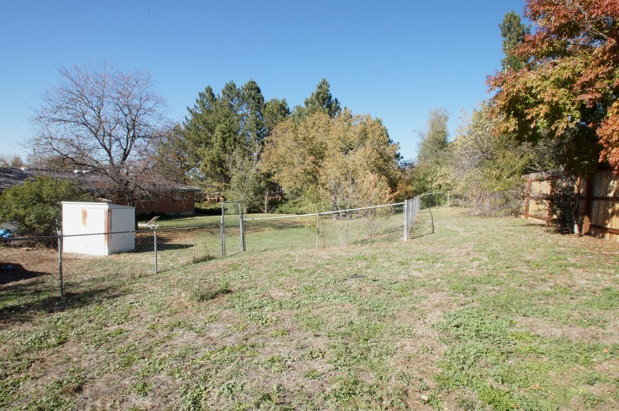 Real Estate Photography - 1920 S Niagara St, Denver, CO, 80224 - Back Yard