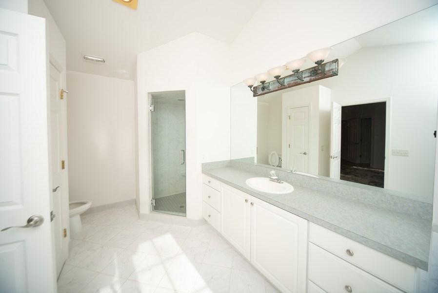 Real Estate Photography - 13631 Neal, Davisburg, MI, 48350 - Master Bathroom