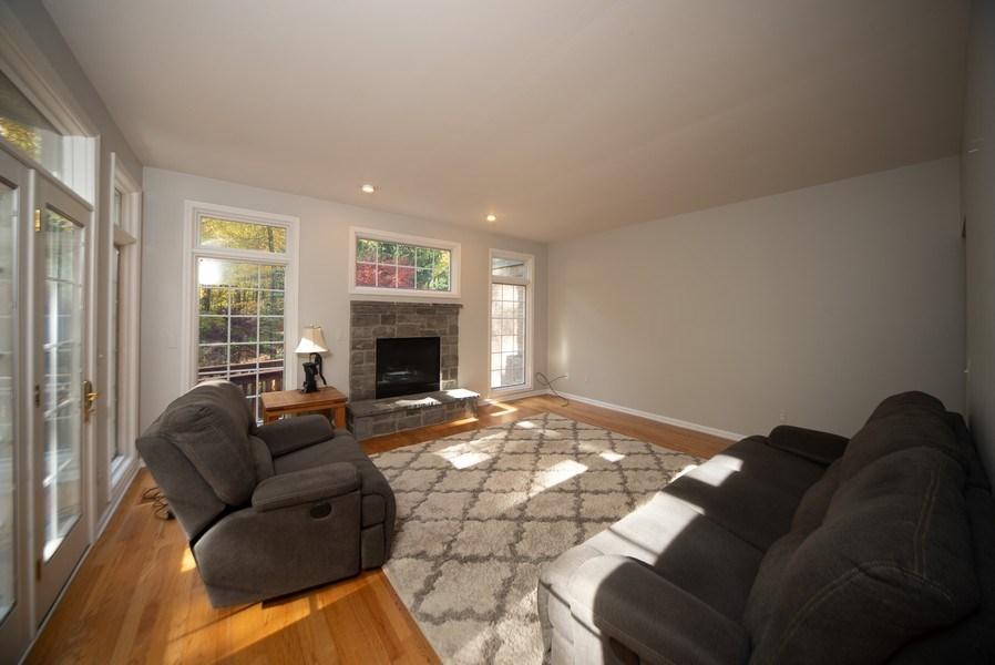 Real Estate Photography - 13631 Neal, Davisburg, MI, 48350 - Family Room