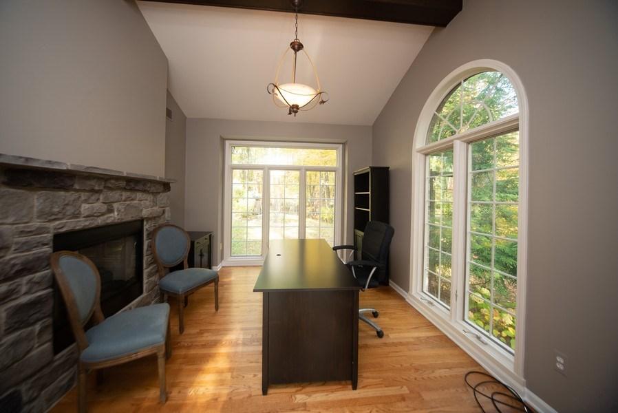 Real Estate Photography - 13631 Neal, Davisburg, MI, 48350 - Study