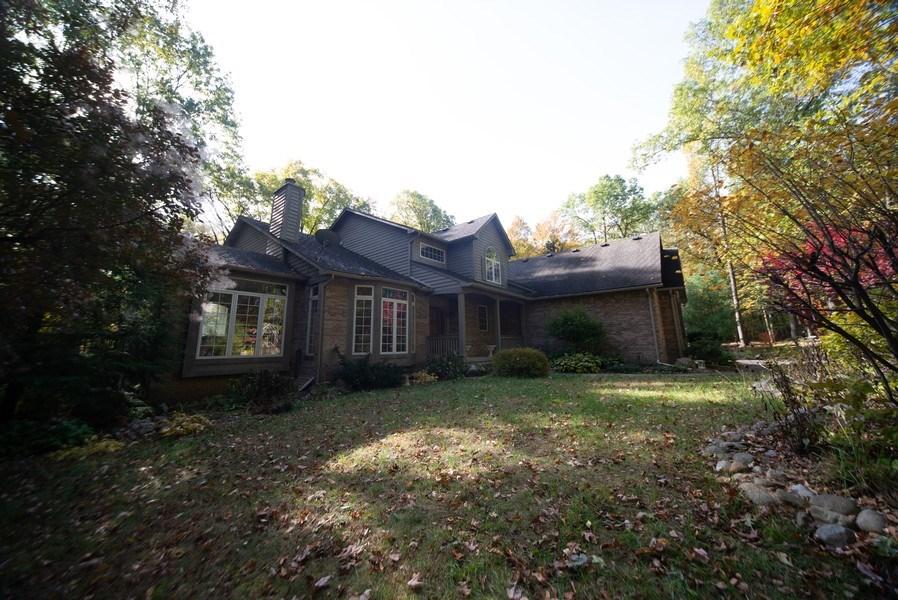Real Estate Photography - 13631 Neal, Davisburg, MI, 48350 - Front View