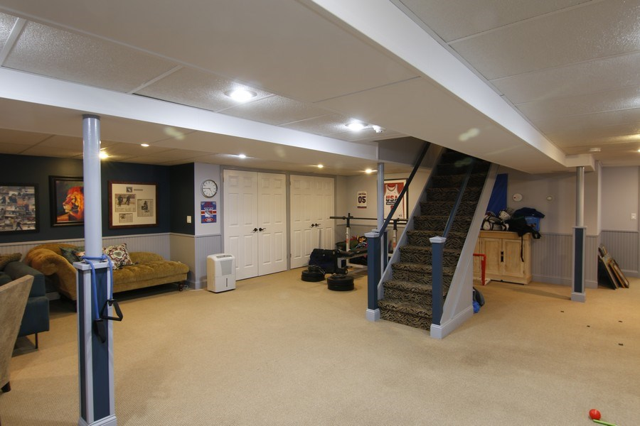 Real Estate Photography - 2 Highland Ave, Sea Cliff, NY, 11579 - basement