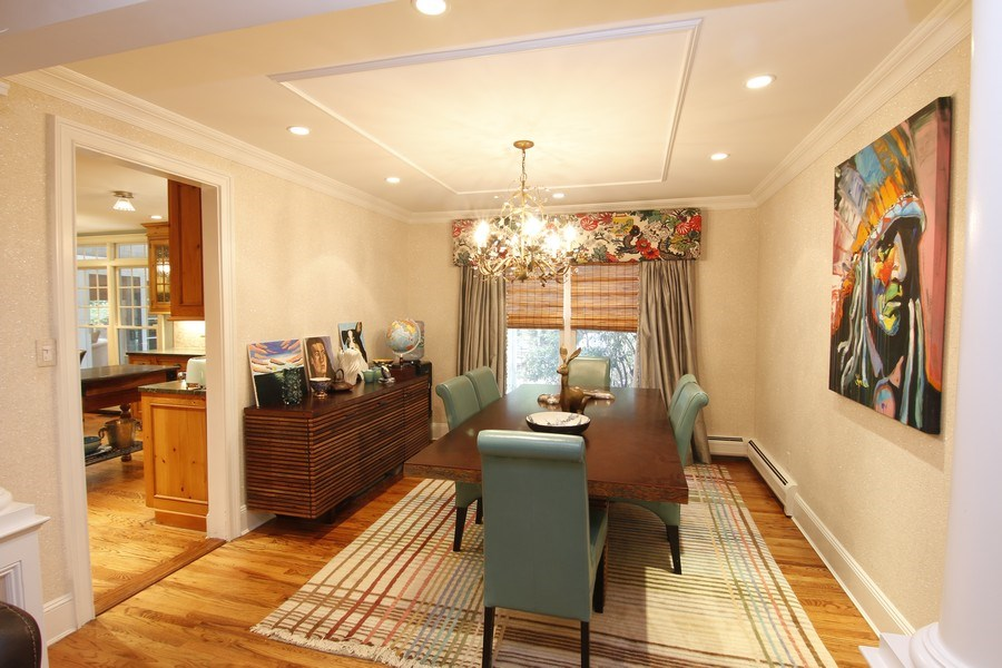 Real Estate Photography - 2 Highland Ave, Sea Cliff, NY, 11579 - Dining room