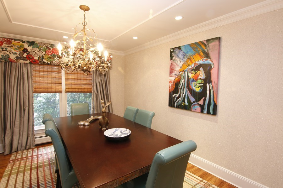 Real Estate Photography - 2 Highland Ave, Sea Cliff, NY, 11579 - formal dining room