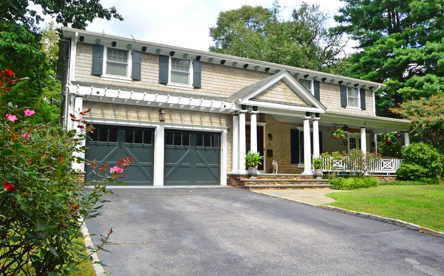 Real Estate Photography - 2 Highland Ave, Sea Cliff, NY, 11579 - Front View