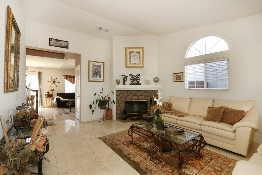 Real Estate Photography - 9302 Sierra Vista Cir, Pico Rivera, CA, 90660 - Living Room