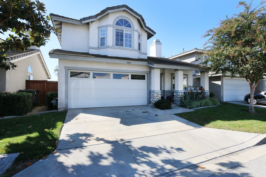 Real Estate Photography - 9302 Sierra Vista Cir, Pico Rivera, CA, 90660 - Garage