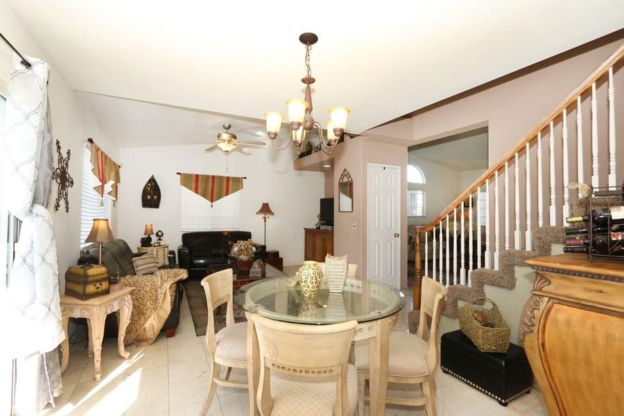 Real Estate Photography - 9302 Sierra Vista Cir, Pico Rivera, CA, 90660 - Dining Room