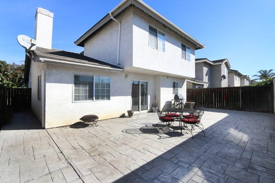Real Estate Photography - 9302 Sierra Vista Cir, Pico Rivera, CA, 90660 - Rear View