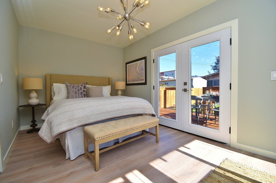 Real Estate Photography - 3005 Acton St, Berkeley, CA, 94702 - Master Bedroom