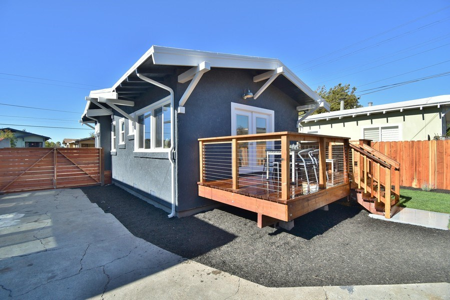 Real Estate Photography - 3005 Acton St, Berkeley, CA, 94702 -