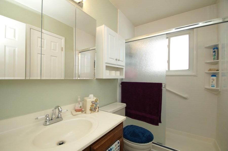 Real Estate Photography - 4852 S. Pagosa Way, Aurora, CO, 80015 - Master Bathroom