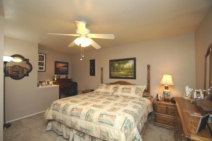 Real Estate Photography - 4852 S. Pagosa Way, Aurora, CO, 80015 - Master Bedroom