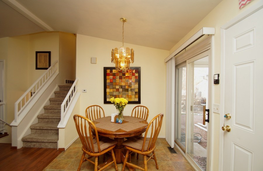 Real Estate Photography - 4852 S. Pagosa Way, Aurora, CO, 80015 - Dining Room