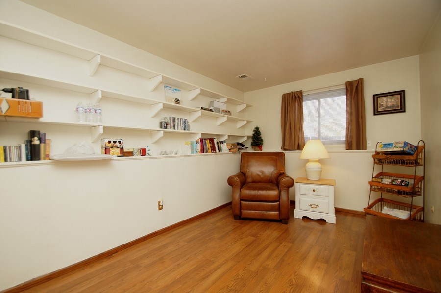 Real Estate Photography - 4852 S. Pagosa Way, Aurora, CO, 80015 - Family Room