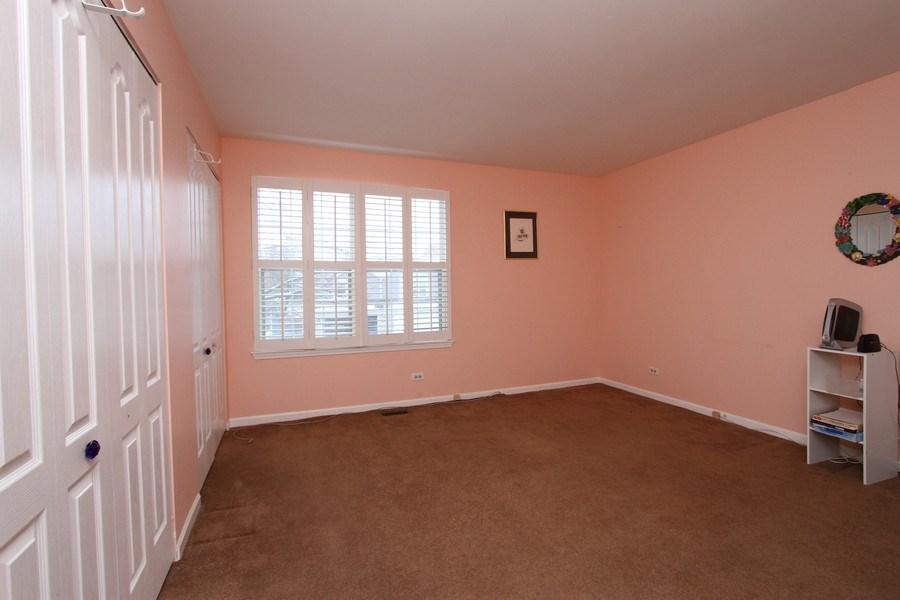 Real Estate Photography - 4787 Amber Cir, Hoffman Estates, IL, 60192 - Bedroom