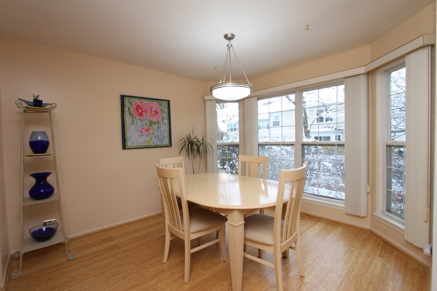 Real Estate Photography - 4787 Amber Cir, Hoffman Estates, IL, 60192 - Dining Room