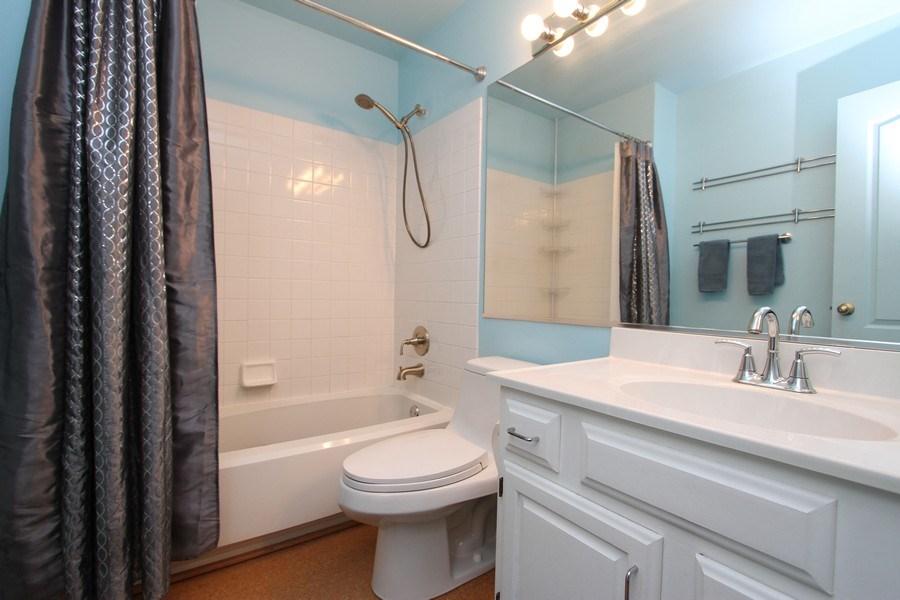 Real Estate Photography - 4787 Amber Cir, Hoffman Estates, IL, 60192 - Bathroom