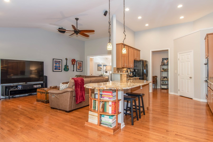 Real Estate Photography - 333 Woodward Ridge Dr, Mount Holly, NC, 28120 - Kitchen