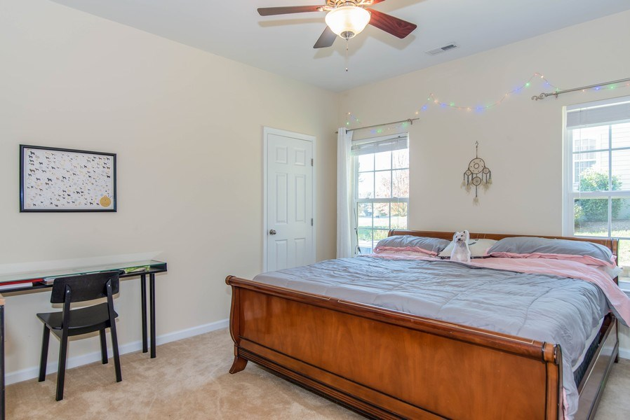 Real Estate Photography - 333 Woodward Ridge Dr, Mount Holly, NC, 28120 - Bedroom