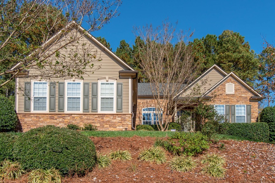 Real Estate Photography - 333 Woodward Ridge Dr, Mount Holly, NC, 28120 - Front View