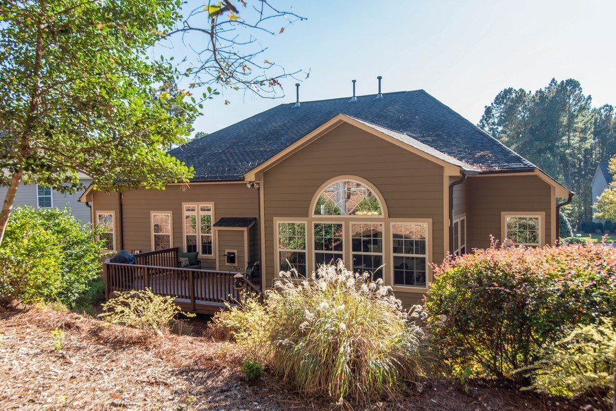 Real Estate Photography - 333 Woodward Ridge Dr, Mount Holly, NC, 28120 - Rear View