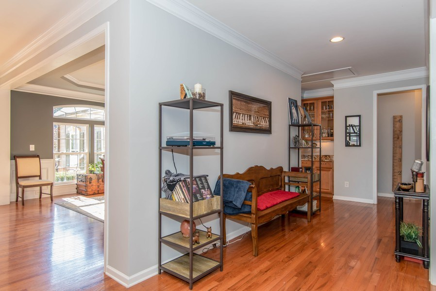 Real Estate Photography - 333 Woodward Ridge Dr, Mount Holly, NC, 28120 - Hallway