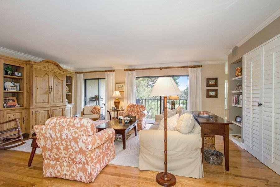 Real Estate Photography - 6710 Pelican Bay Blvd, Unit 435, Naples, FL, 34108 - Living Room