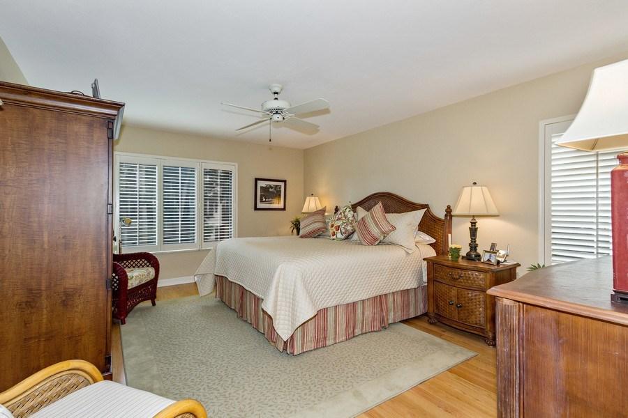 Real Estate Photography - 6710 Pelican Bay Blvd, Unit 435, Naples, FL, 34108 - Master Bedroom