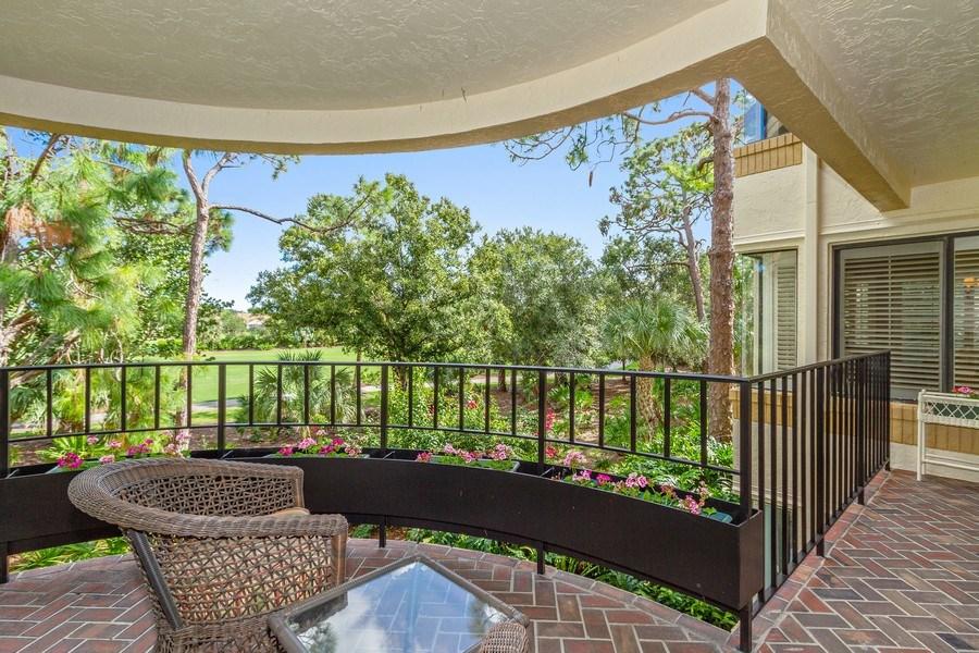Real Estate Photography - 6710 Pelican Bay Blvd, Unit 435, Naples, FL, 34108 - Terrace 2