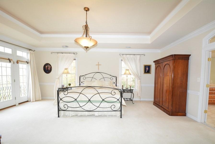 Real Estate Photography - 4200 Pineridge Dr, Annandale, VA, 22003 - Master Bedroom