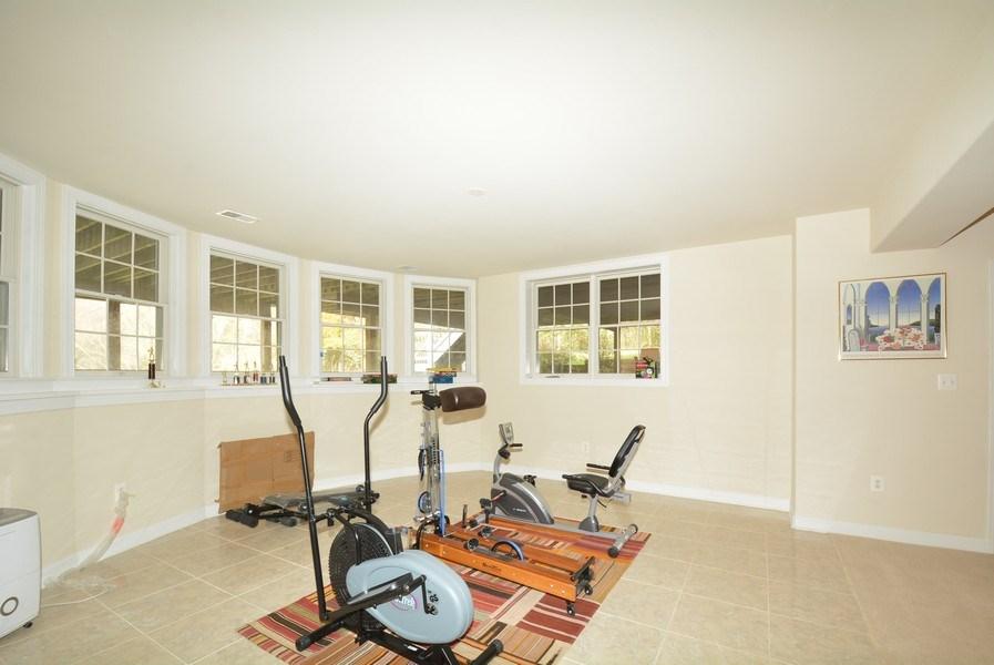 Real Estate Photography - 4200 Pineridge Dr, Annandale, VA, 22003 - Recreational Room