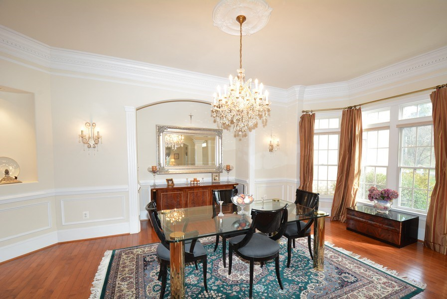 Real Estate Photography - 4200 Pineridge Dr, Annandale, VA, 22003 - Dining Room