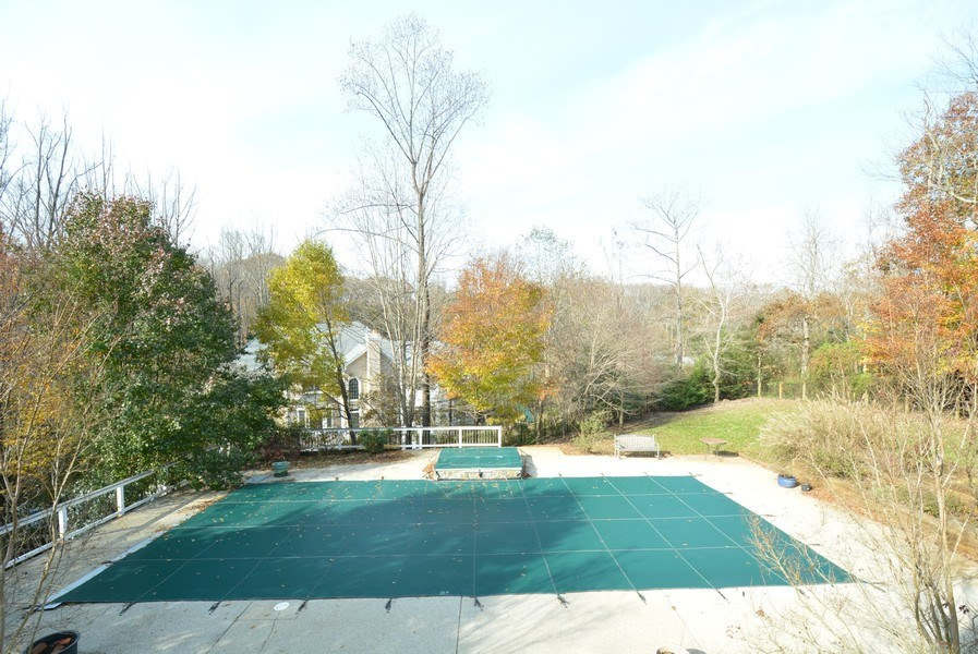 Real Estate Photography - 4200 Pineridge Dr, Annandale, VA, 22003 - Pool