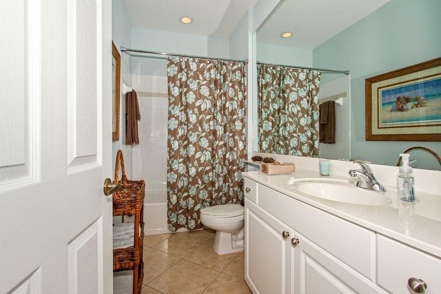 Real Estate Photography - 1615 Winding Oaks Way #201, Naples, FL, 34109 - Bathroom