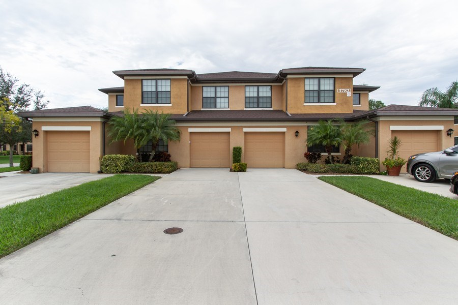 Real Estate Photography - 3782 Pino Vista Way, Estero, FL, 33928 - Front View