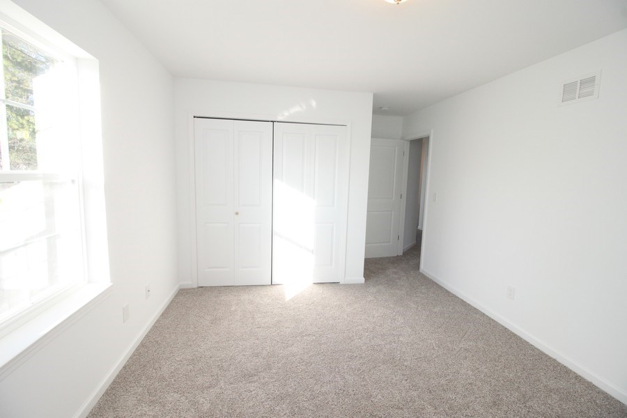 Real Estate Photography - 22541 albion, farmington hills, MI, 48336 - Bedroom